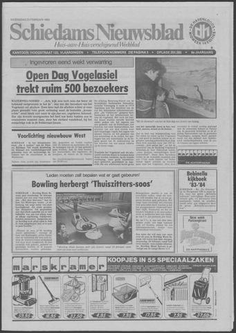Schiedams Nieuwsblad 1983-02-23