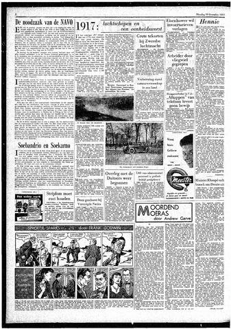 Rotterdamsch Parool / De Schiedammer 1957-12-10