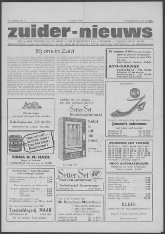 Zuider Nieuws 1967-03-09