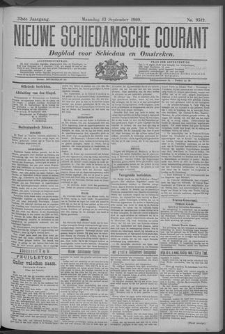Nieuwe Schiedamsche Courant 1909-09-13