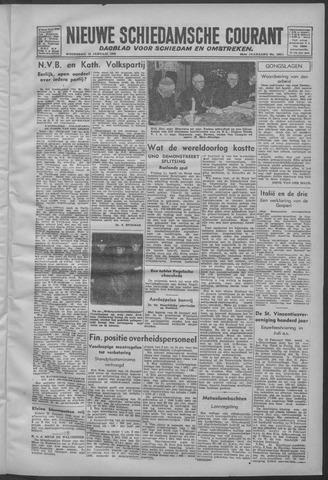 Nieuwe Schiedamsche Courant 1946-01-16