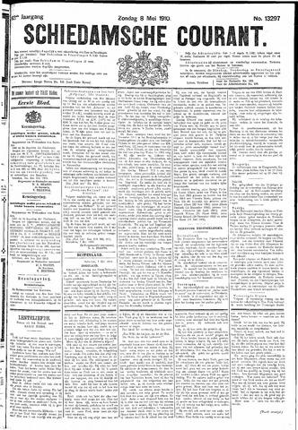 Schiedamsche Courant 1910-05-08