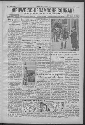Nieuwe Schiedamsche Courant 1946-08-02