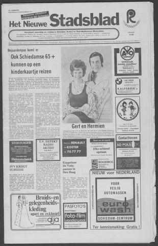 Het Nieuwe Stadsblad 1973-09-19