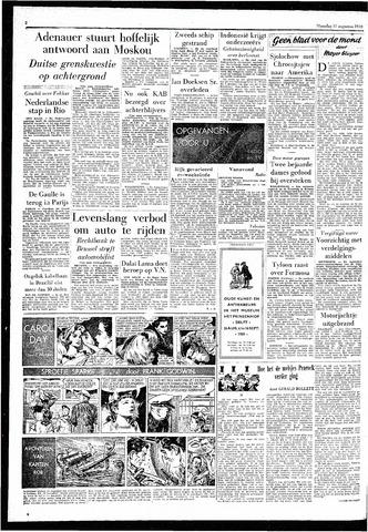 Rotterdamsch Parool / De Schiedammer 1959-08-31