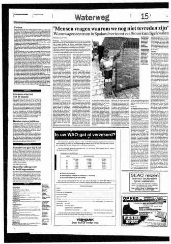 Rotterdamsch Nieuwsblad / Schiedamsche Courant / Rotterdams Dagblad / Waterweg / Algemeen Dagblad 1993-07-09