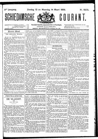 Schiedamsche Courant 1898-03-14