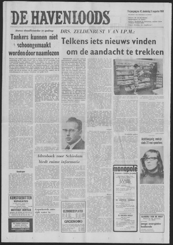 De Havenloods 1968-08-15