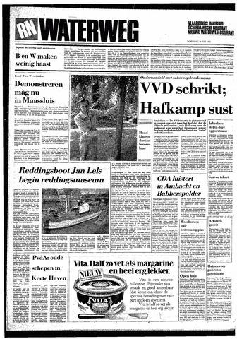 Rotterdamsch Nieuwsblad / Schiedamsche Courant / Rotterdams Dagblad / Waterweg / Algemeen Dagblad 1985-06-26