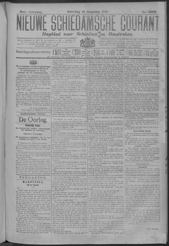 Nieuwe Schiedamsche Courant 1918-08-31