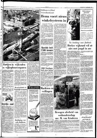 Trouw / De Rotterdammer 1970-09-10