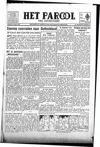 Rotterdamsch Parool / De Schiedammer 1945-06-22