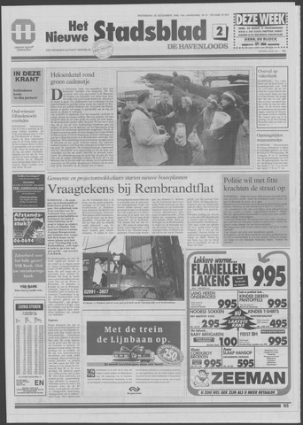 Het Nieuwe Stadsblad 1995-12-20