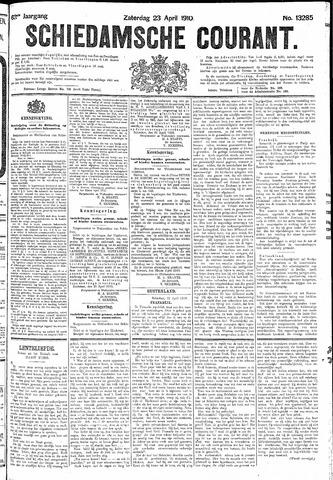 Schiedamsche Courant 1910-04-23