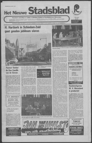 Het Nieuwe Stadsblad 1977-04-06