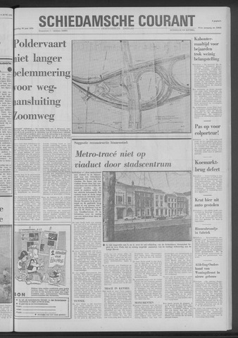 Rotterdamsch Nieuwsblad / Schiedamsche Courant / Rotterdams Dagblad / Waterweg / Algemeen Dagblad 1970-06-10