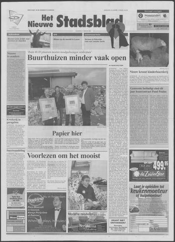 Het Nieuwe Stadsblad 2004-02-11