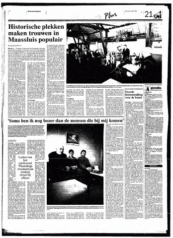Rotterdamsch Nieuwsblad / Schiedamsche Courant / Rotterdams Dagblad / Waterweg / Algemeen Dagblad 1998-04-18