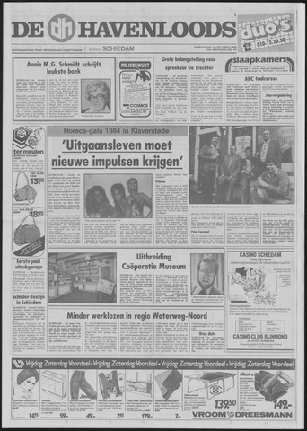 De Havenloods 1984-10-25