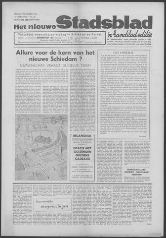 Het Nieuwe Stadsblad 1962-11-09
