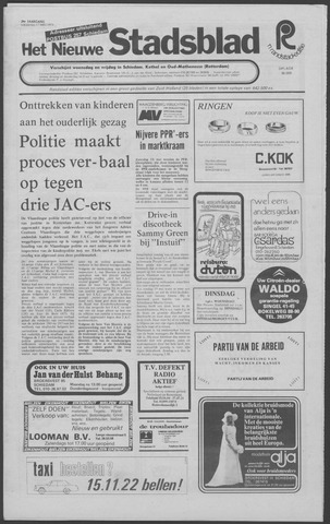 Het Nieuwe Stadsblad 1974-05-17