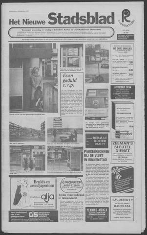 Het Nieuwe Stadsblad 1977-02-09