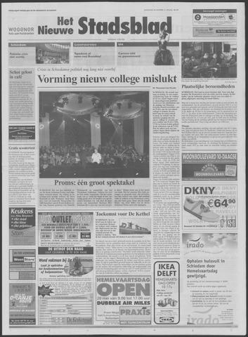 Het Nieuwe Stadsblad 2004-05-19