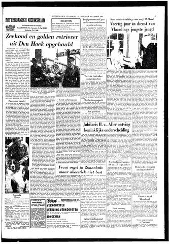 Rotterdamsch Nieuwsblad / Schiedamsche Courant / Rotterdams Dagblad / Waterweg / Algemeen Dagblad 1966-09-06