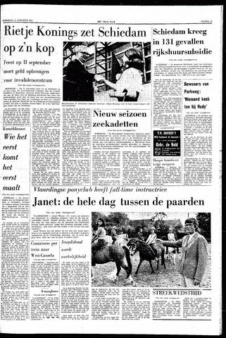 Het Vrije volk 1971-08-11