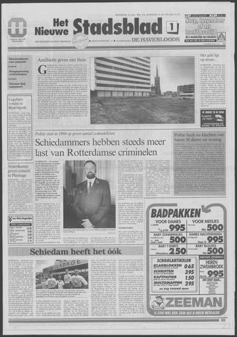 Het Nieuwe Stadsblad 1995-07-19