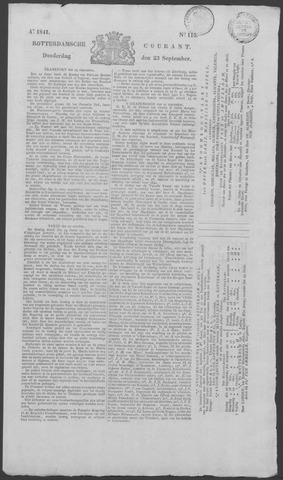 Rotterdamse Courant 1841-09-23