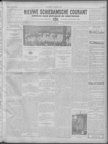 Nieuwe Schiedamsche Courant 1932-03-07
