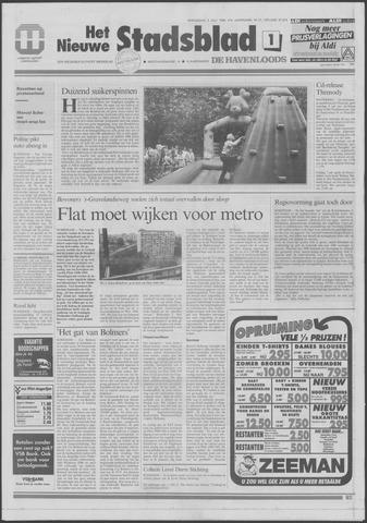 Het Nieuwe Stadsblad 1995-07-05