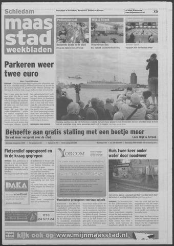 Maaspost / Maasstad / Maasstad Pers 2008-08-06