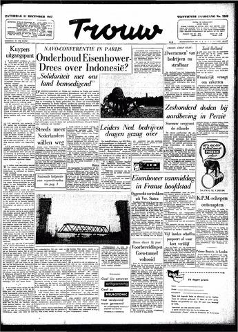Trouw / De Rotterdammer 1957-12-14