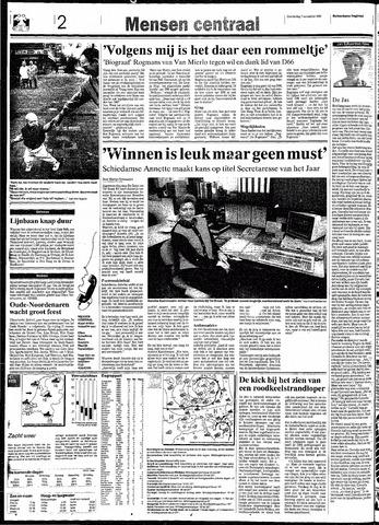 Rotterdamsch Nieuwsblad / Schiedamsche Courant / Rotterdams Dagblad / Waterweg / Algemeen Dagblad 1991-11-07