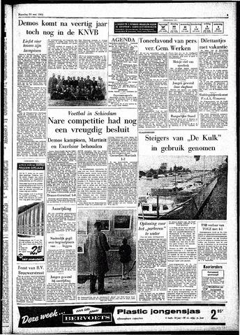 Rotterdamsch Parool / De Schiedammer 1961-05-29