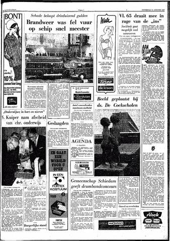 Trouw / De Rotterdammer 1967-08-31