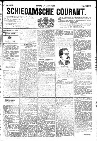 Schiedamsche Courant 1910-04-24