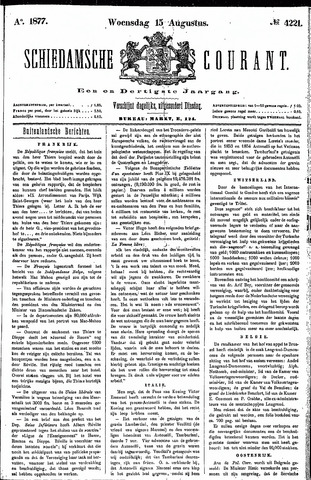 Schiedamsche Courant 1877-08-15