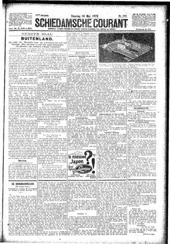 Schiedamsche Courant 1929-05-14