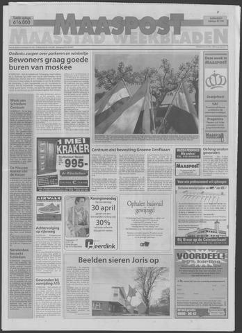 Maaspost / Maasstad / Maasstad Pers 1998-04-29