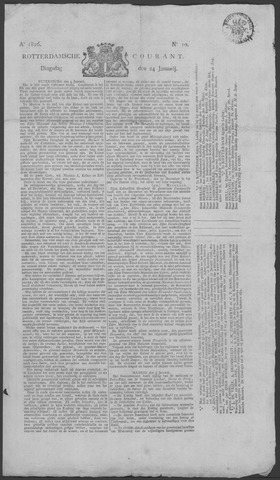 Rotterdamse Courant 1826-01-24