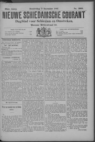 Nieuwe Schiedamsche Courant 1897-12-02