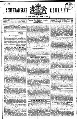 Schiedamsche Courant 1862-06-19