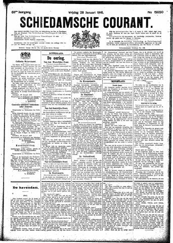 Schiedamsche Courant 1916-01-28