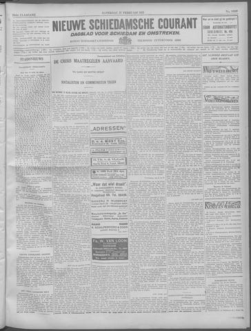 Nieuwe Schiedamsche Courant 1932-02-27