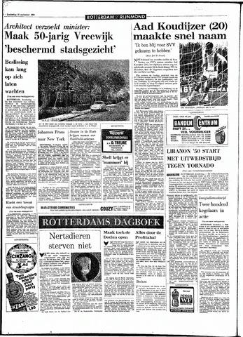 Rotterdamsch Parool / De Schiedammer 1968-09-26