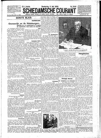 Schiedamsche Courant 1935-07-04
