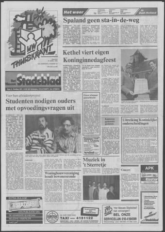 Het Nieuwe Stadsblad 1990-04-27